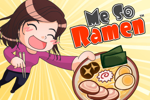MeSo Ramen Title Screen