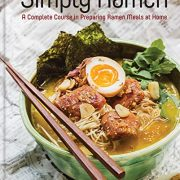 Simply-Ramen Cookbook Front Cover